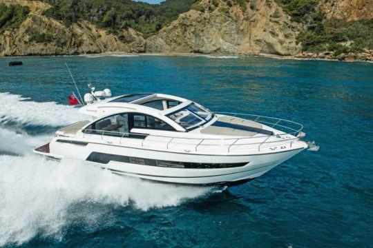 Targa 53 open de Fairline Yachts