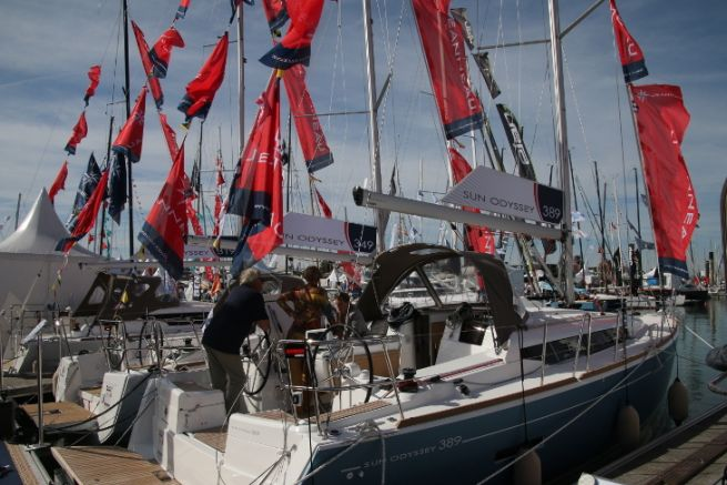 Grand Pavois Boat Show 2017