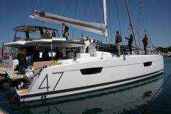 Fountaine Pajot spendet 11 Millionen Euro an Dream Yacht Charter