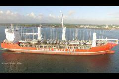 Transport von Sportbooten durch Peters & May