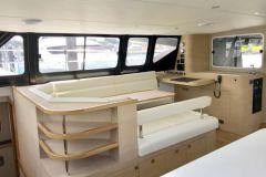 Innenraum eines Freizeitbootes von Naviline