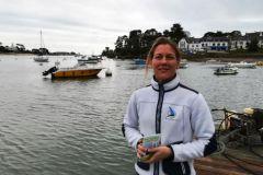 Céline Le Meur übernimmt die Leitung der Agentur Brittany South - Pays de Loire von Kerboat Services