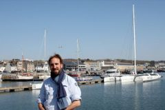 Sébastien David, Gründer von Kerboat Services