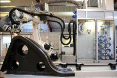 Folienproduktion mit einem Roboter bei Avel Robotics