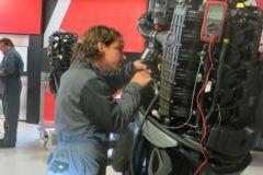 Nautische Mechanikerausbildung am INB