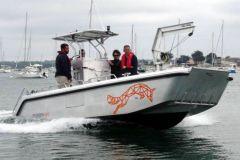 Foxy 660, Hafendienstleistungsschiff der Werft Bord à Bord