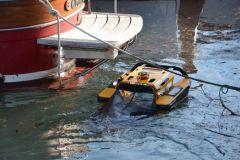 Jellyfishbot-Entfernungsroboter von IADYS
