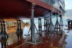 Keilkerzen Naval Tecno Sud