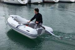 Der innovative Temo-Elektroschlauchbootmotor