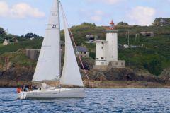 Oceanis Segelboot aus der Bénéteau Gruppe