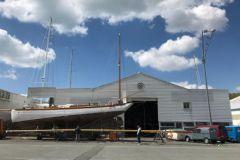 Die Despierres-Werft wird ausziehen