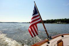 Amerikanischer Segelsport reduziert Segelfläche gegen Covid19