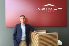 Marco Valle übernimmt die gemeinsame Leitung der 2 Marken Azimut und Benetti