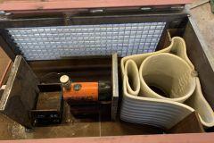 Der 3D-Druck eines Kai-Fenders wird im Rahmen des SeaBioComp-Projekts durchgeführt