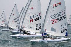 Marçon Yachting verteilt das Olympiaschlauchboot ILCA