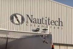 Eingang zur Nautitech-Werft