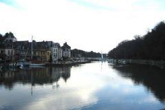 Hafen von Saint-Goustan Auray