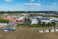 CNB-Werft in Bordeaux