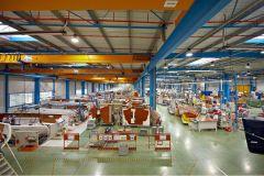 Die Segelbootfabrik der Bénéteau-Gruppe