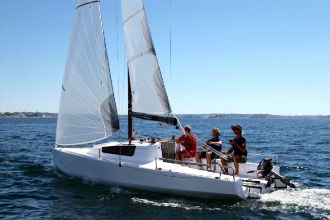 Die Seascape-Segelboote wurden 2018 Teil der Bénéteau-Gruppe
