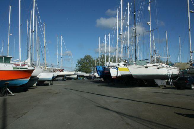 Wintertaugliche Boote