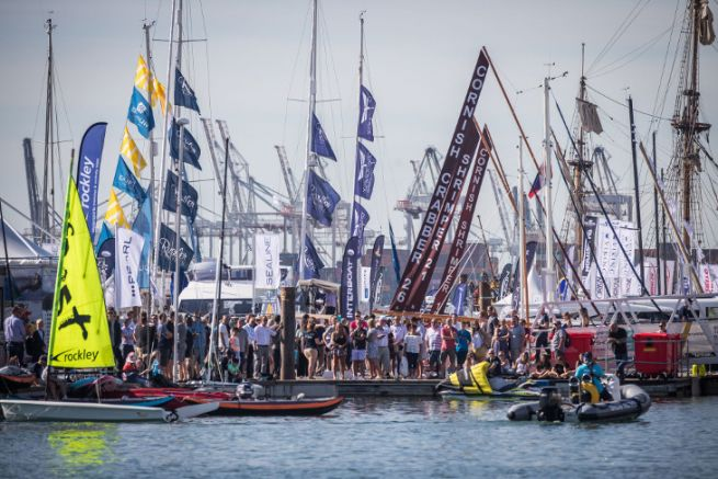 Internationale Bootsausstellung in Southampton 2019